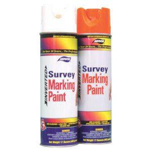Spray Paint & Chalk